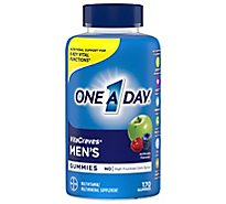 One A Day Mens Vitacraves Gummies - 170 Count