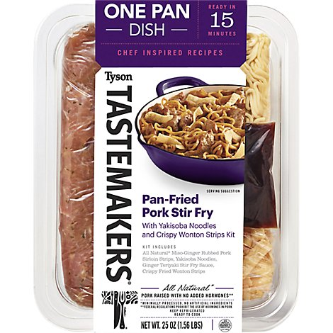 Tyson Tastemakers Pork Stir Fry - 23.68 Oz