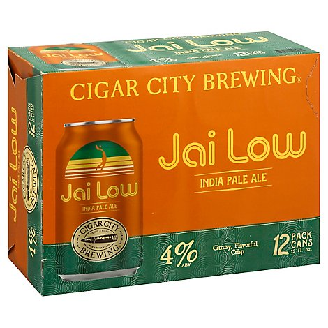 Cigar City Variety Pack - 12-12 Fl. Oz.