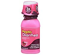 Pepto-Bismol Diarrhea Relief Concentrated - 4 Fl. Oz.