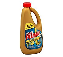 Liquid-Plumr Pro-Strength Kitchen Clog Destroyer Gel Lemon - 32 Fl. Oz.