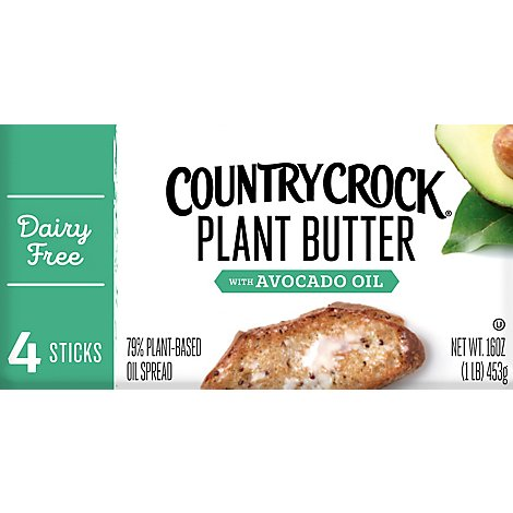Country Crock Plant Butter Spread - 1 Lb