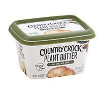 Country Crock Plant Butter Olive Oil - 10.5 Oz