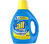 all Laundry Detergent Liquid Stainlifter 66 Loads - 100 Fl. Oz.
