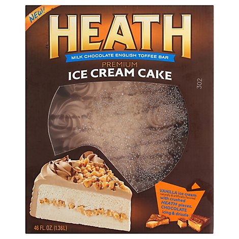 Heath Ice Cream Cake - 46 Fl. Oz.