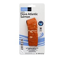 waterfront BISTRO Salmon Nova Atlantic Smoked Hot - 4 Oz