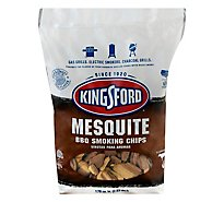 Kingsford Smoking Chips Bbq Mesquite - 2 Lb