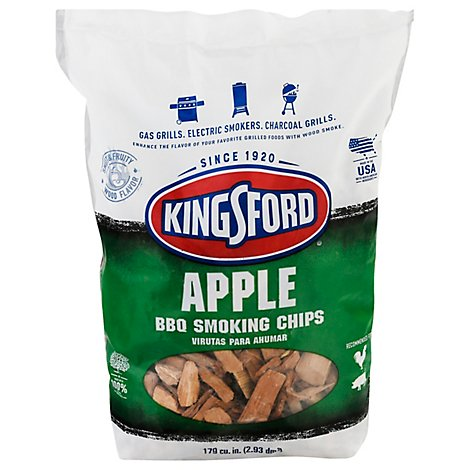 Kingsford Smoking Chips Bbq Apple - 2 Lb