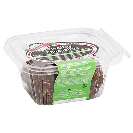 Chocobites Healthy Alyssas - 6 Oz