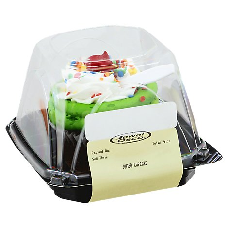 Cupcakes Chocolate Jumbo 1ct