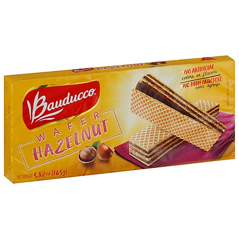 Bauducco Wafer Hazelnut - 4.94 Oz
