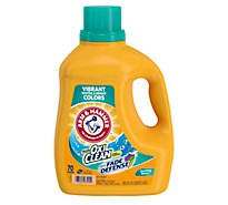 A&H Liquid Laundry Detergent Plus Oxi Color Last - 122.5 Fl. Oz.