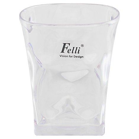 Free Free Baroque Acrylic Double Old Fashioned Tumbler 15oz - Each