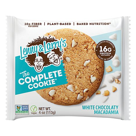 Lenny & Larrys The Complete Crunchy Cookie Chocolate Chip Bite Size - 4.25 Oz