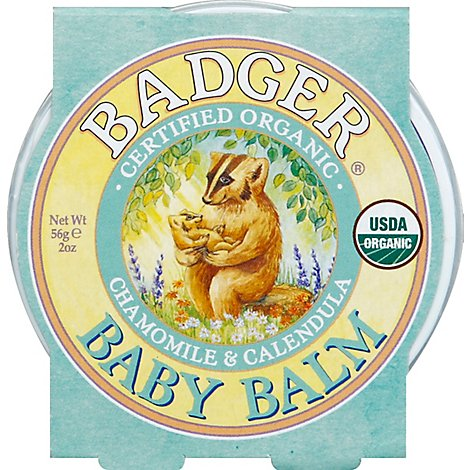 Badger Baby Balm - 2 Oz