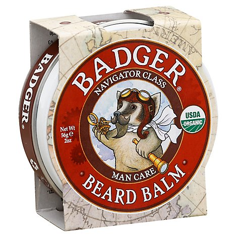 Badger Beard Balm - 2 Oz