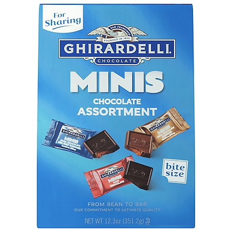 Gh Xl Assorted Minis Bag - 12.3 Oz