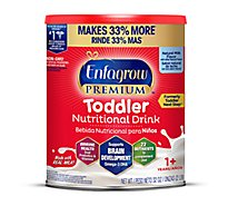 Enfagrow Premium Milk Toddler Next Step Nutritional Drink Powder Can - 32 Oz