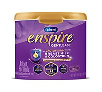 Enfamil Enspire Gentlease Infant Formula Milk Powder - 19.5 Oz