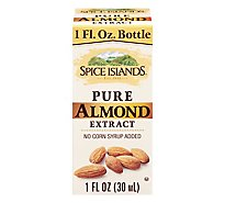 Spice Island All Natural Pure Almond Extract - 1 Fl. Oz.