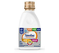 Similac Pro-Sensitive Infant Formula Non GMO with 2 FL HMO With Iron Ready To Feed - 32 Fl. Oz.