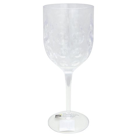 Free Free Clear Redondo Goblet - Each