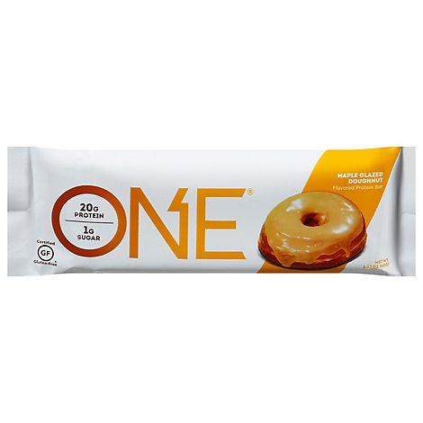 One Maple Glazed Doughnut Protein Bar - 2.12 Oz