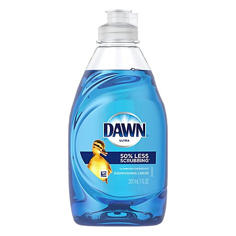 Dawn Ultra Dishwashing Liquid Original Scent - 7 Fl. Oz.
