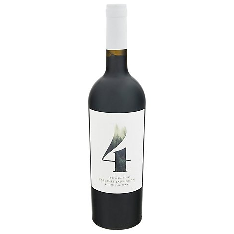 4 Cellars Cabernet Wine - 750 Ml