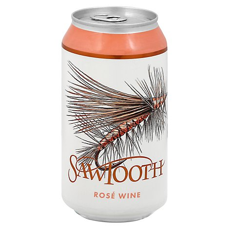 Sawtooth Can Rose Wine - 375 Ml