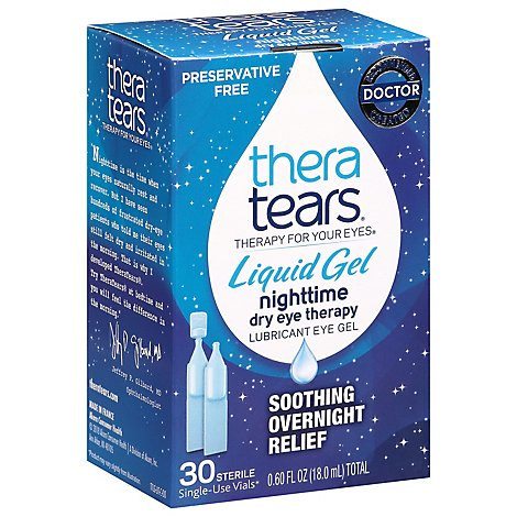 Theratears Liquid Gel - 30 Count