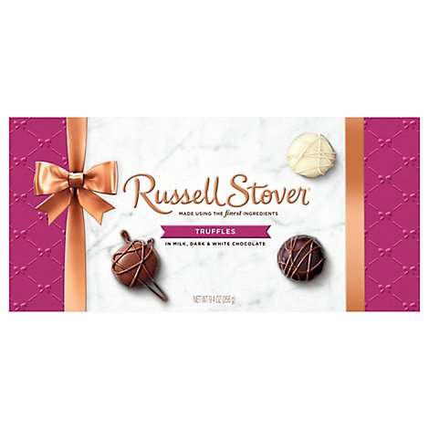 Russell Stover Truffles - 9.4 Oz