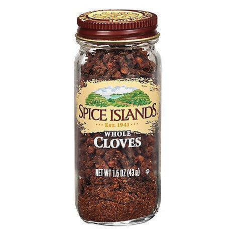 Spice Islands Whole Cloves - 1.5 Oz