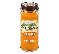 Spice Islands Tumeric - 2.2 Oz