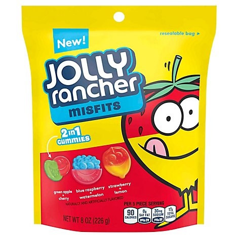 Jolly Rancher Misfits - 8 Oz