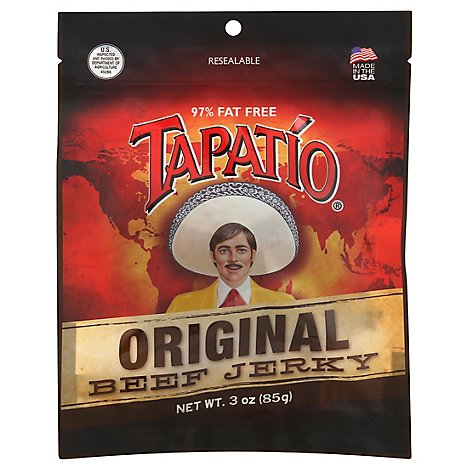 Tapatio Jerky Original - 3 Oz