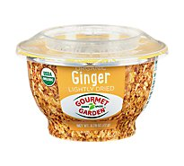 Gourmet Garden Ginger Lightly Dried Bowl Organic - .78 Oz