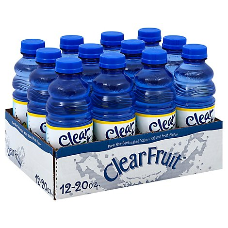 Clearfruit Pineapple - 20 Fl. Oz.