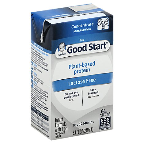 Gerber Good Start Soy Conc Powder - 8.1 Fl. Oz.