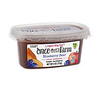 Once Upon Blueberry Bear 7 Month - 4 Oz