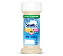 Similac Pro-Advance Infant Formula Non GMO with 2 FL HMO With Iron Ready To Drink - 4-2 Fl. Oz.
