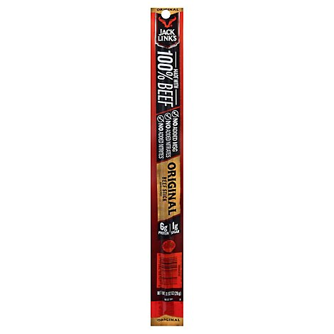 Jack Links Meat Snacks Beef Stick Original - .92 Oz