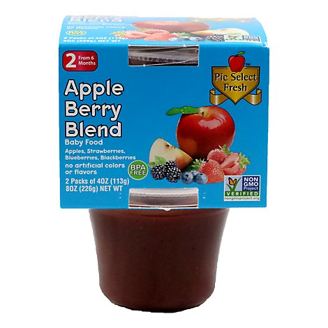 Pic Sel Frsh Apl Berry Blend - 2 Count
