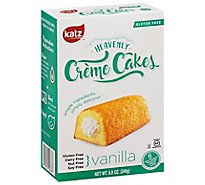 Katz Cake Vanilla Heavenly Crm - 8.8 Oz