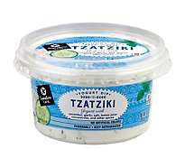 Signature Cafe Dip Yogurt Tzatziki - 10 Oz