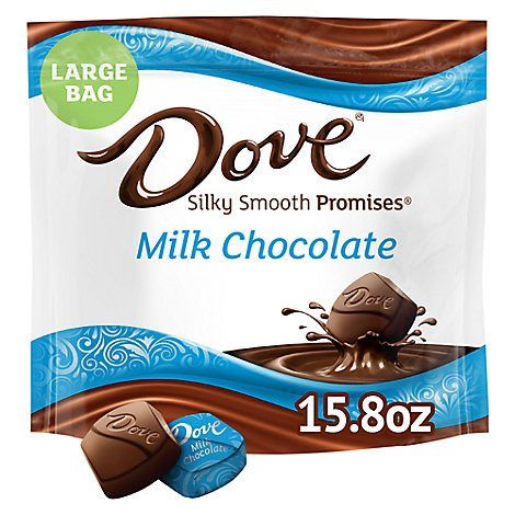 Dove Promises Milk Chocolate Candy Bag 15.8 Oz