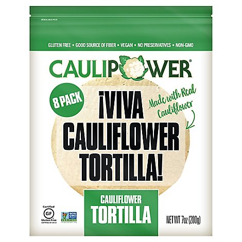 CAULIPOWER Tortilla Cauliflower - 7 Oz