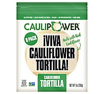 Caulipowe Tortilla Cauliflower - 7 Oz