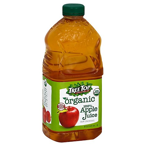Tree Top Organic Apple 100% Juice - 64 Fl. Oz.