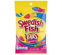 Swedish Fish Big Tails - 8 Oz
